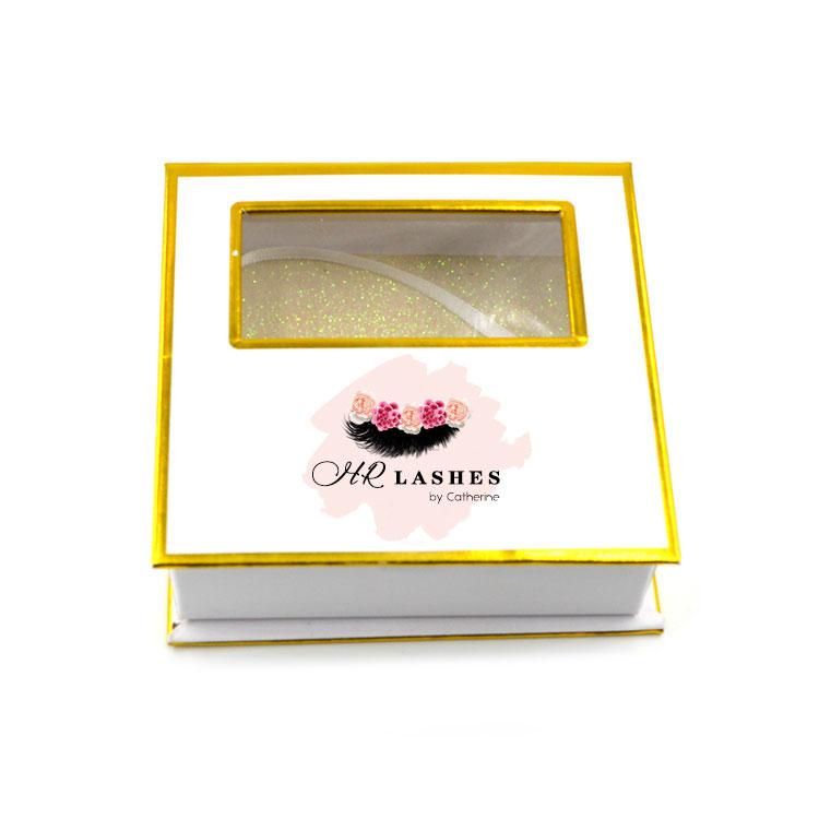 Packaging box customized logo effect drawing (17)
