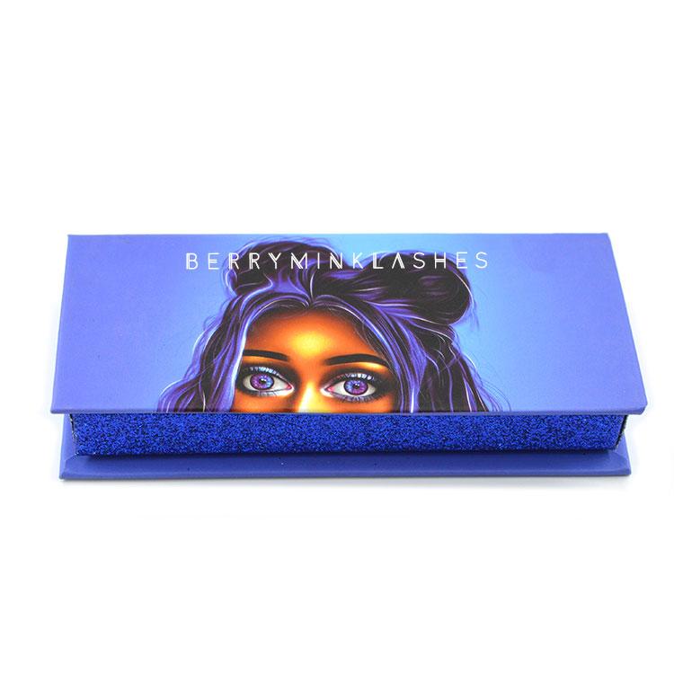 Packaging box customized logo effect drawing (2)