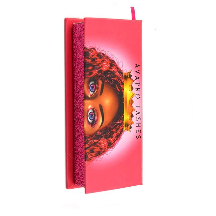 Packaging box customized logo effect drawing (1)